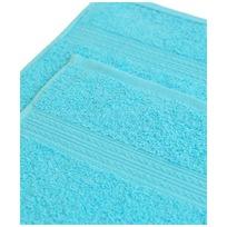Махровое полотенце 100*180см Светло-голубое купить оптом и в розницу