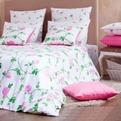 Дуэт перкаль-люкс Vittoria pink 3013/1 Хлопковый Край купить оптом и в розницу