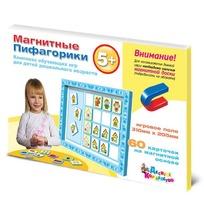 Пифагорики /на магнитах/ 5+ 01498 купить оптом и в розницу