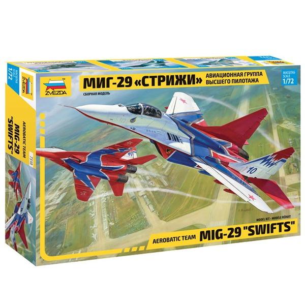 Сб.модель 7310 Самолет МиГ-29 Стрижи купить оптом и в розницу
