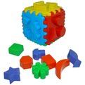 Логич.игрушка Куб большой 40-0010 /Терра Пласт/ купить оптом и в розницу
