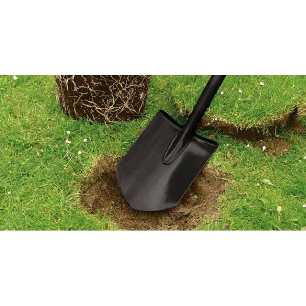 Лопата Садовая для земляных работ ЭргоКомфорт (131921) FISKARS купить оптом и в розницу