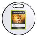 Доска разделочная из бамбука+пластик круглая 35*1,2см HH3535 купить оптом и в розницу