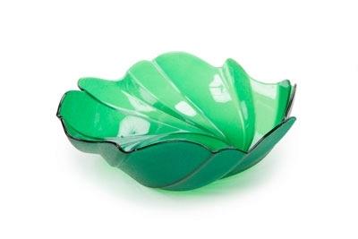 Фруктовница Акри малая (зеленый п/прозр.)*90 купить оптом и в розницу
