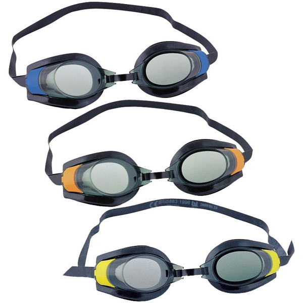 Очки для плавания подростковые Pro Racer Bestway (21005) купить оптом и в розницу