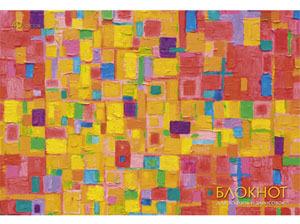 """Альбом (Блокнот) д/рис.А4 40л, ЭКСМО, """"Живописный орнамент"""", мел. картон купить оптом и в розницу"""