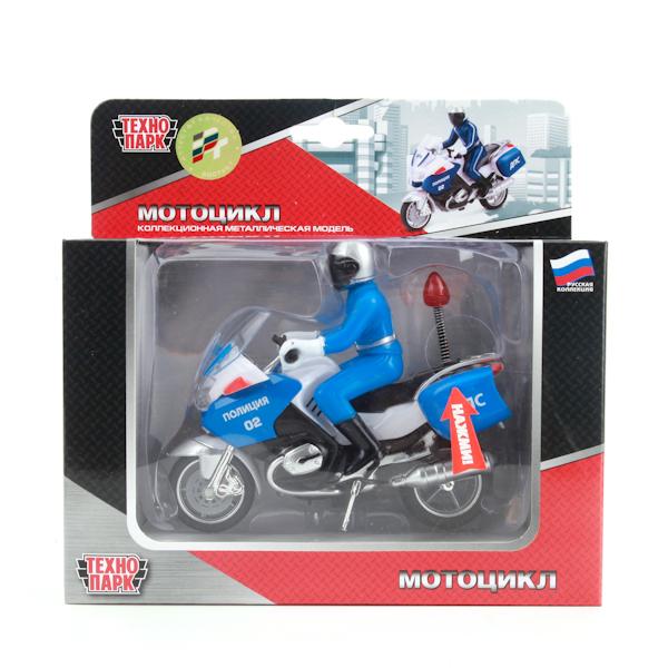 Модель 856Р Мотоцикл Технопарк в кор. купить оптом и в розницу