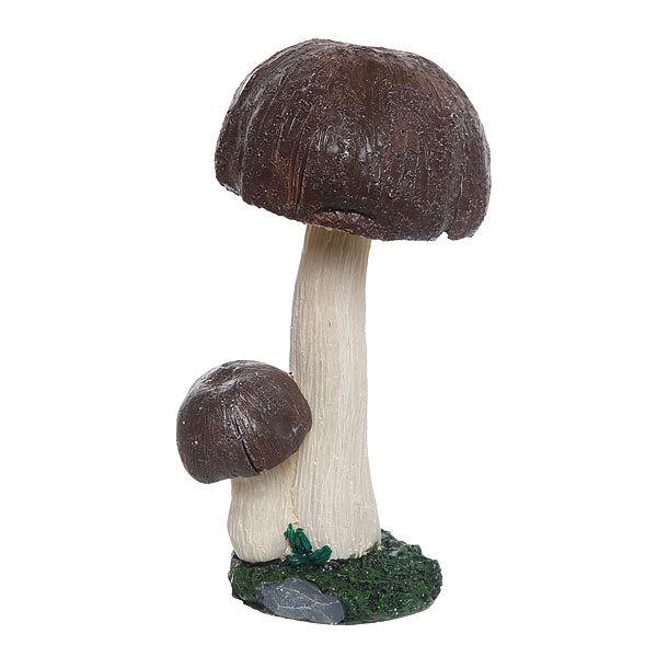Садовая фигура ″Поганки″, полистоун, 23*10 см купить оптом и в розницу
