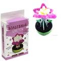 Набор ДТ Волшебные кристаллы Пурпурный цветок CD-131 купить оптом и в розницу