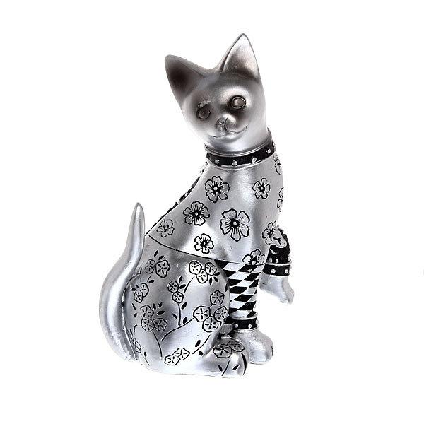 Фигурка из полистоуна ″Кошка″ 22 см 182355-C46 купить оптом и в розницу