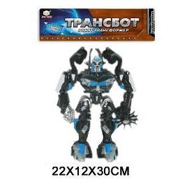 Трансформер 118-3/3735ESR Трансбот в пак. BESTценник купить оптом и в розницу