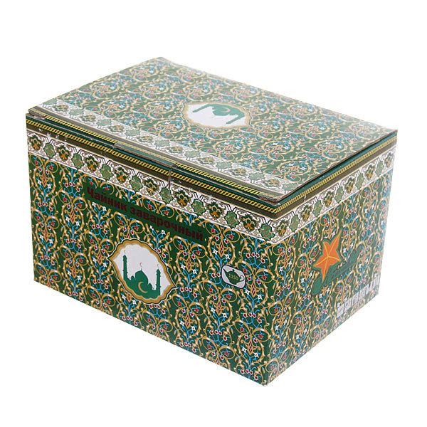 Чайник заварочный керамический 1150 мл ″Мусульманская деколь″ зеленый купить оптом и в розницу