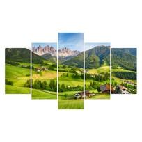 Картина модульная полиптих 75*130 Природа диз.11 18-02 купить оптом и в розницу