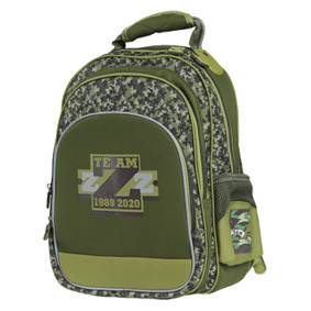 Ранец школьный PROFF Military 39*29*16, 1отд., 4 карм., с 2-мя ручками купить оптом и в розницу