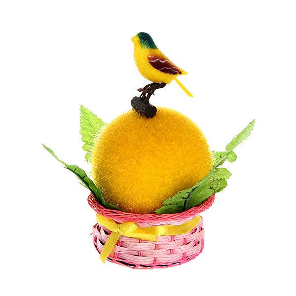 Фигурка ″Птица певчая″ на шаре″ купить оптом и в розницу