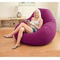 Кресло надувное Deluxe Beanless Bag 122*127*81 см, Intex (68584) купить оптом и в розницу
