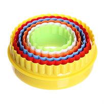 Форма для печенья ″Цветочки″6шт MK-JR115A купить оптом и в розницу