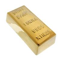 Копилка ″Слиток Золота 1.5кг″ 17*5см TFP906 купить оптом и в розницу