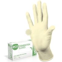 Перчатки DECO EG PF латексные нестерильные неопудреные 50 пар L купить оптом и в розницу