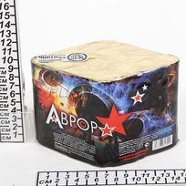 Салют батарея ″Аврора″ 1шт 24/1 СБ001016 купить оптом и в розницу