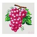 Набор ДТ Картина стразами Гроздь винограда DL002 купить оптом и в розницу