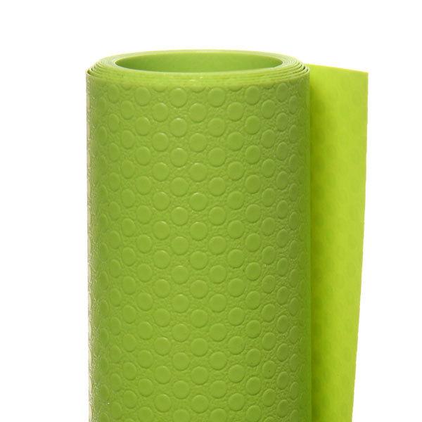 Коврик для кухонных ящиков в рулоне 45*150см зеленый матовый купить оптом и в розницу