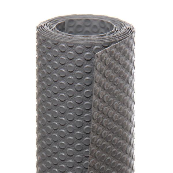 Коврик для кухонных ящиков в рулоне 45*150см серый матовый купить оптом и в розницу