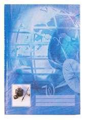 Книга учета А4, 96л, клетка, газетка, картонная обложка, Ульяновск купить оптом и в розницу
