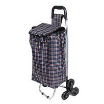 Тележка хозяйственная с сумкой DC-306 (90*36*32см, 6 колес) купить оптом и в розницу