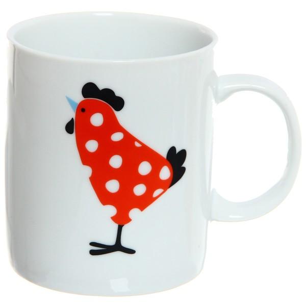 Кружка фарфоровая 300мл ″My Chicken″ купить оптом и в розницу