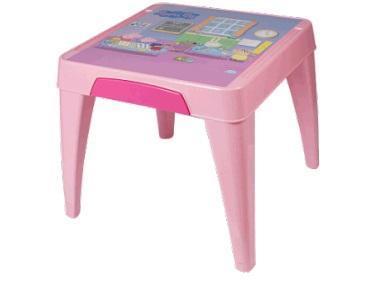 """Детский стол """"Я расту""""  """"Свинка Пеппа"""" розовый (Пластик Центр) *1 купить оптом и в розницу"""