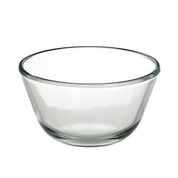 Миска из жаропрочного стекла ″HELPER″ 0,4л купить оптом и в розницу