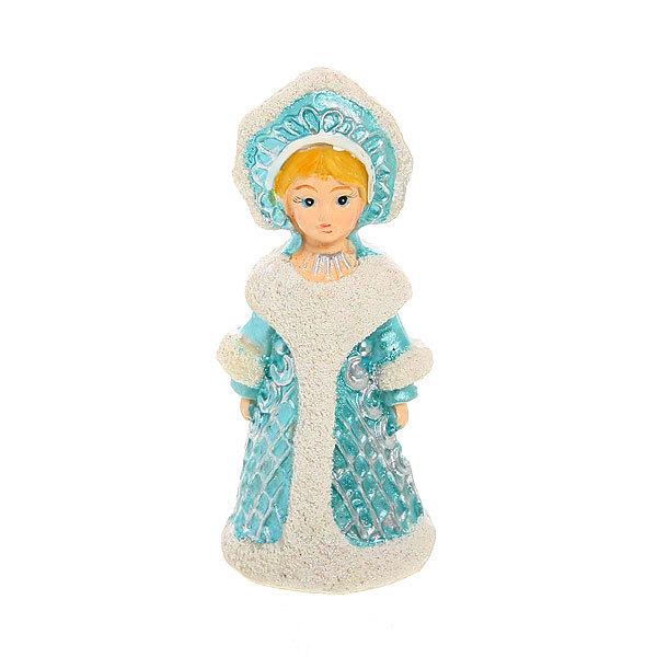Фигурка ″Снегурочка, голубой кафтан″ 11см купить оптом и в розницу