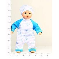 Одежда д/куклы Комбинезон с шапочкой 81 купить оптом и в розницу