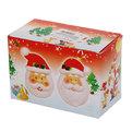Набор для специй керамический ″Дед Мороз″ 2 шт купить оптом и в розницу
