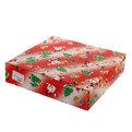 Тарелка керамическая ″Дед Мороз″ звезда купить оптом и в розницу