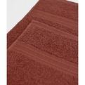Махровое полотенце 100*180см Шоколадное купить оптом и в розницу