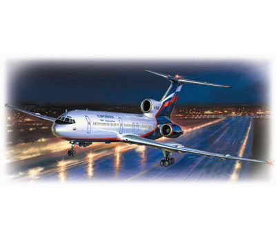 Сб.модель 7004 Самолет ТУ-154М купить оптом и в розницу