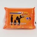 Бумага туалетная влажная ″Linia Veiro″ Для всей семьи 30шт/ 66 в уп. купить оптом и в розницу