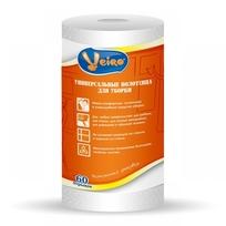Полотенце универсальное для уборки 60л ″Linia Veiro″ (50% вискоза, 50% полиэстер) купить оптом и в розницу