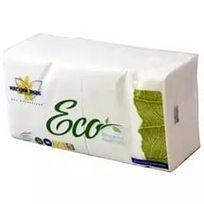Салфетки бумажные 1сл. 250л ″Мягкий Знак ECO″ белые купить оптом и в розницу