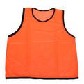 Манишка тренировочная (односторонняя, оранжевый) купить оптом и в розницу