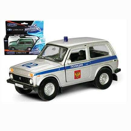 Модель Лада полиция 37026 1:36 купить оптом и в розницу