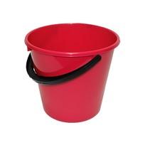 Ведро 10л Примула красное *10 (Ангора) купить оптом и в розницу