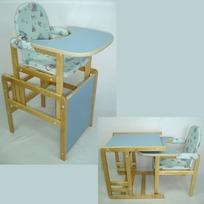 Стул-стол для кормления Карапуз в ассорт. 950х445х640см купить оптом и в розницу
