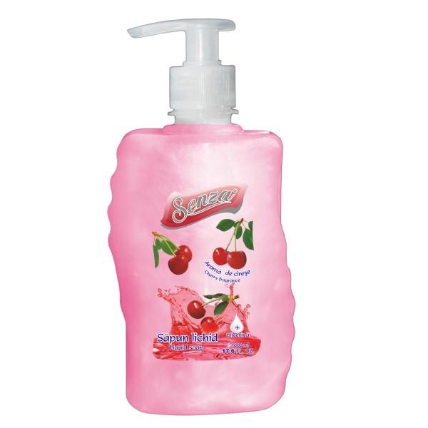 Жидкое мыло SENZA ″ Вишня″ 500 мл купить оптом и в розницу