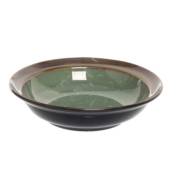 Тарелка керамическая ″Перламутр″ глубокая 20см купить оптом и в розницу