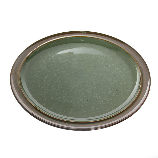Тарелка керамическая ″Перламутр″ 27см купить оптом и в розницу