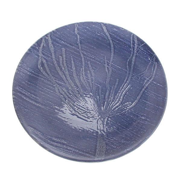 Тарелка керамическая ″Черное и белое″ 27 см ТА248 купить оптом и в розницу