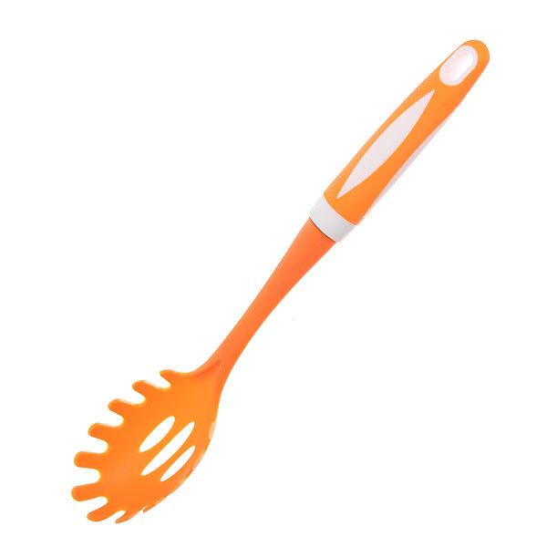 Ложка кухонная для спагетти пластиковая ″Апельсин″ Селфи купить оптом и в розницу